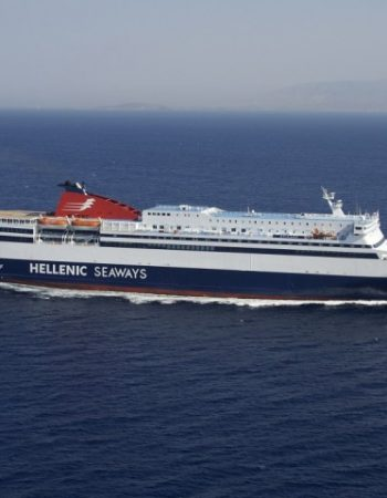 Hellenic Seaways The biggest maritime company in Greece