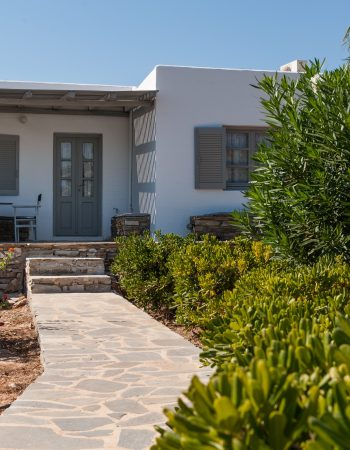 Soros Beach Suites Seafood in Antiparos