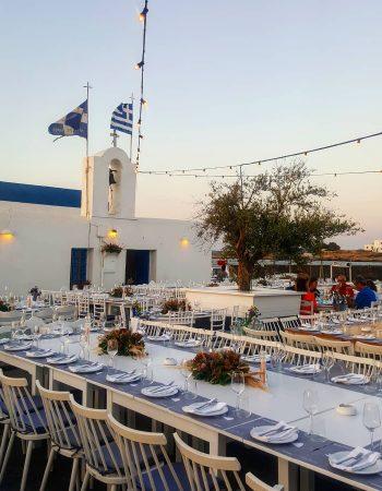 Barbarossa Restaurant Paros